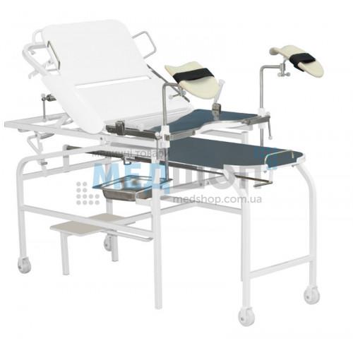 Кровать акушерская типа Рахманова КА-2 | Кровати для родовспоможения