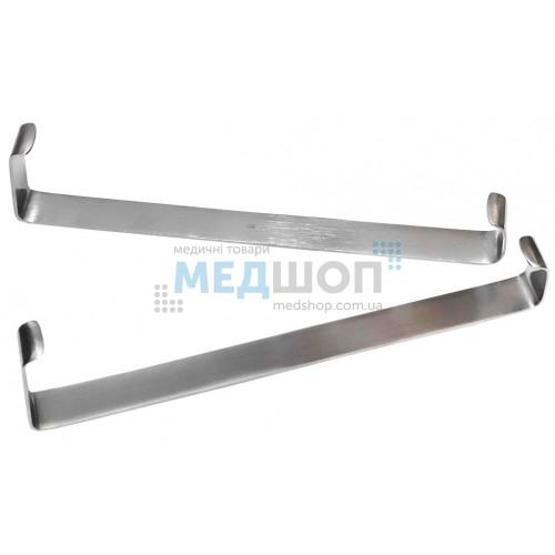 Купить Крючок пластинчатый по Фарабефу 215 мм - широкий ассортимент в категории Крючки