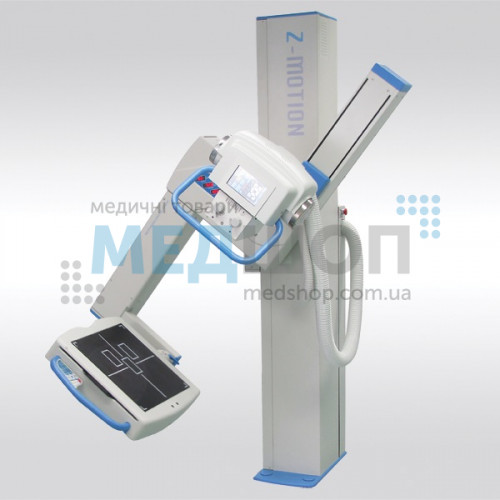Цифровой рентген аппарат Z-MOTION | Стационарные рентгенсистемы
