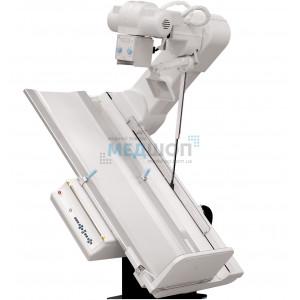 Цифровая рентген система на 3 рабочих места с динамическим детектором JUMONG RF