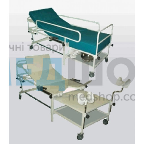 Кровать акушерская КФР | Кровати для родовспоможения