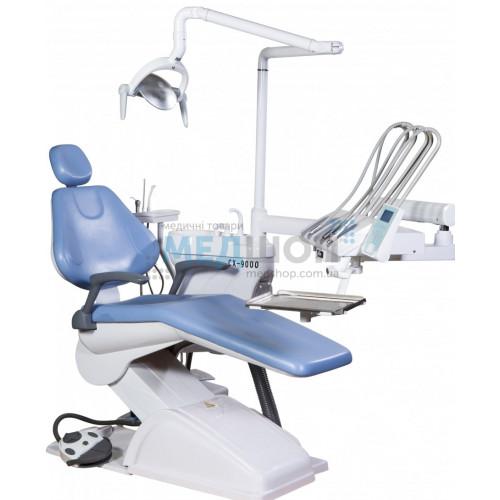Стоматологическая установка CX9000 с верхней подачей | Стоматологические установки