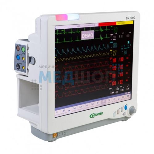 Купить Модульный монитор экспертного класса BM1900 - широкий ассортимент в категории Мониторы пациента | Прикроватные мониторы
