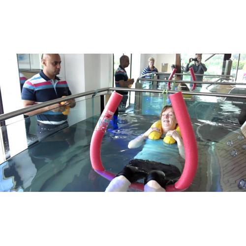 Реабилитационный бассейн Wellbeing | Системы для акватерапии Hydro Physio