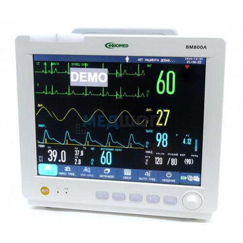 Купить Монитор пациента ВМ800А  - широкий ассортимент в категории Мониторы пациента неонатальные
