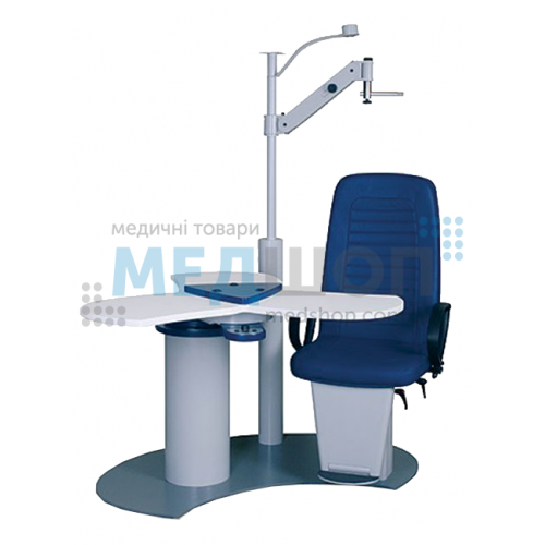 Рабочее место офтальмолога Elegance Medinstrus | Рабочие места офтальмолога