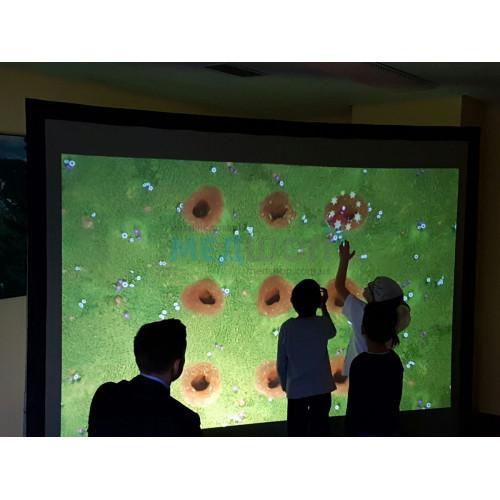 Система виртуальной реальности NIRVANA | Оборудование BTS Bioengineering