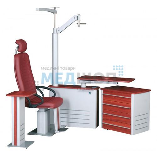 Рабочее место офтальмолога Inspired Medinstrus | Рабочие места офтальмолога