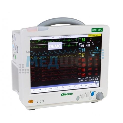 Купить Модульный монитор экспертного класса BM1800 - широкий ассортимент в категории Мониторы пациента | Прикроватные мониторы