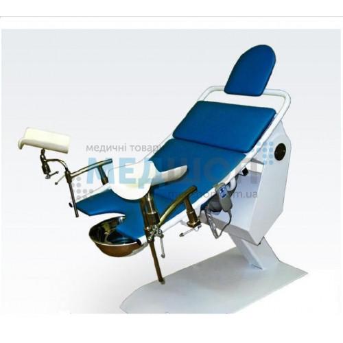 Кресло гинекологическое КГ-3Э с электроприводом | Кресла гинекологические