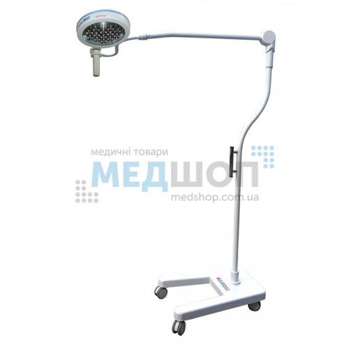 Светильник операционный Klaromed plusLED 56 ECO (передвижной)   Светильники передвижные