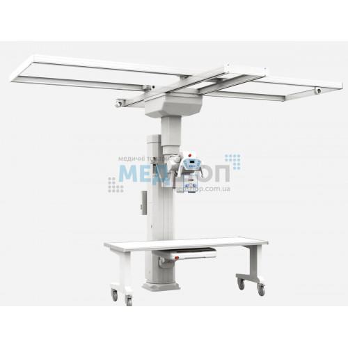 Цифровая рентген система на 2 рабочих места с плоскопанельным детектором Jumong M | Стационарные рентгенсистемы