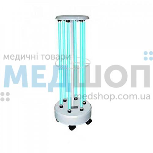 Облучатель бактерицидный ОБПе-450м передвижной шестиламповый | Облучатели бактерицидные