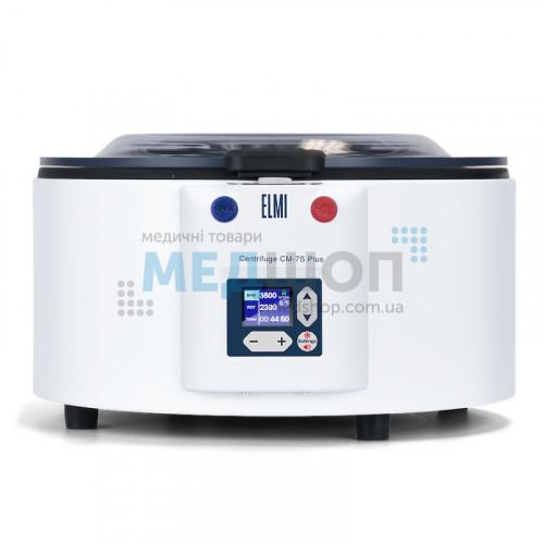 Центрифуга ELMI CM-6MT с ротором 6М.02 на 24 пробирки | Центрифуги медицинские
