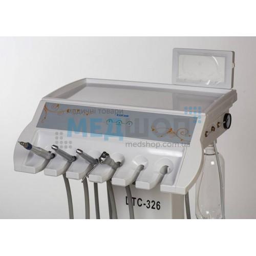Мобильный автономный стоматологический модуль DTC-326 | Стоматологические установки