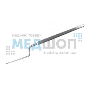 Нож для барабанной перегородки штыкоподобный, длина 17 см