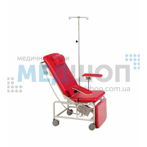 Диализный донорский стол-кресло AR-EL 2008 | Кресла медицинские