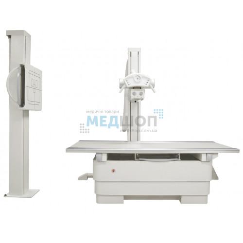 Цифровая рентген система на 2 рабочих места с плоскопанельным детектором Jumong F | Стационарные рентгенсистемы