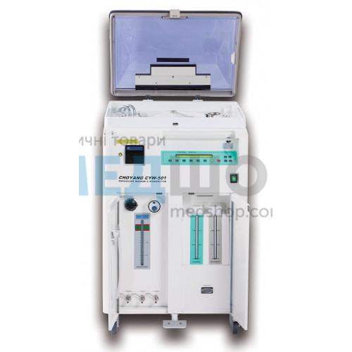 Автоматическая мойка гибких эндоскопов CYW – 501