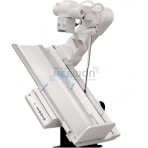 Цифровая рентген система на 3 рабочих места с динамическим детектором JUMONG RF | Стационарные рентгенсистемы