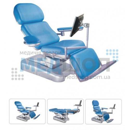 Диализный донорский стол-кресло DH-XD107 | Кресла медицинские
