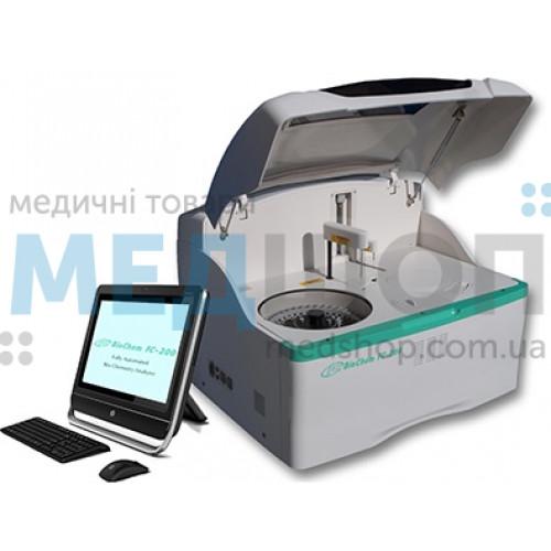 Биохимический анализатор HTI BioChem FC-200 | Биохимические анализаторы