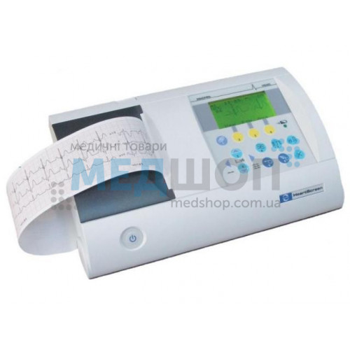 Электрокардиограф Heart Screen 60G трехканальный