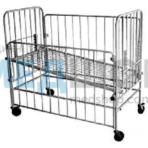 Купить Кровать функциональная для детей до 5 лет КФД - широкий ассортимент в категории Кроватки для новорожденных медицинские