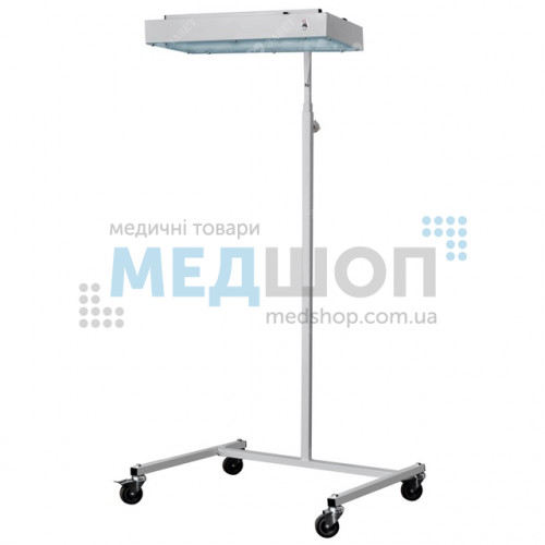 Облучатель физиотерапевтический ОФП-01   Открытые реанимационные системы