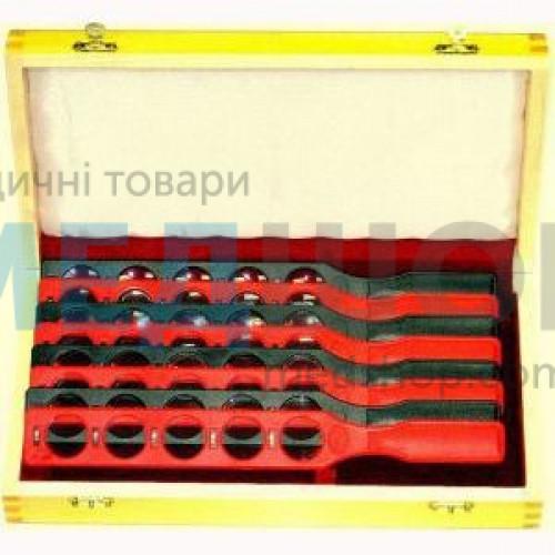 Набор офтальмологических пробных очковых линз (пластиковые линейки) | Наборы пробных очковых линз