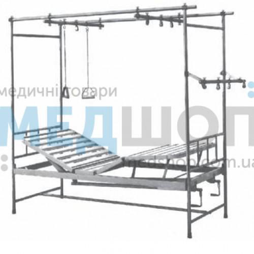 Кровать травматологическая стационарная КСТ | Медицинские кровати