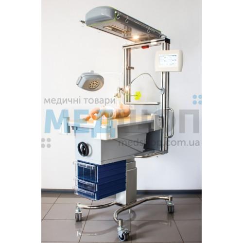 Устройство неонатальное для фототерапии и обогрева НО-АФ-КР3 | Открытые реанимационные системы