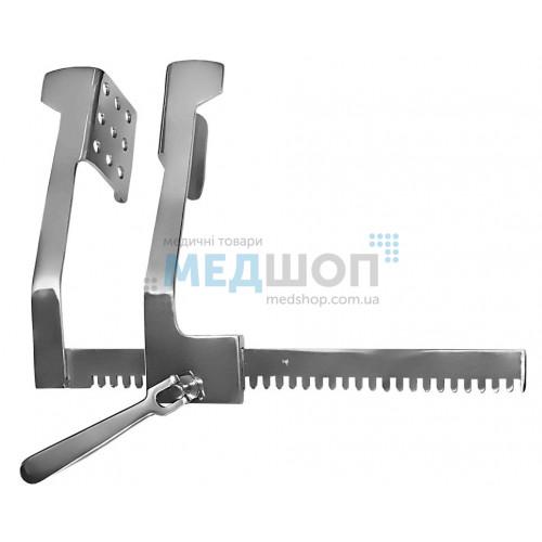Купить Ранорасширитель реечный 28.3885-01 (Р-36) - широкий ассортимент в категории Ранорасширители Ретракторы