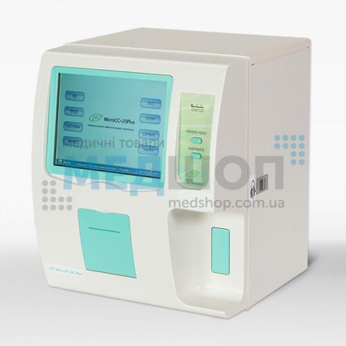 Гематологический анализатор HTI MicroCC-20Plus | Гематологические анализаторы