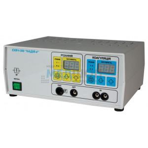 Аппарат высокочастотный электрохирургический ЕХВЧ-120-РХ Надія-4