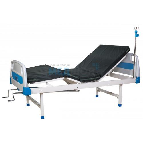 Кровать медицинская А-25 (4-секционная, механическая) | Медицинские кровати