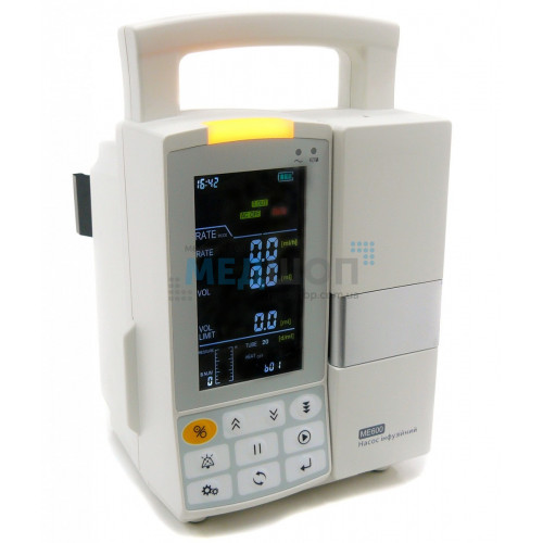 Насос инфузионный МЕ600 | Дозаторы шприцевые