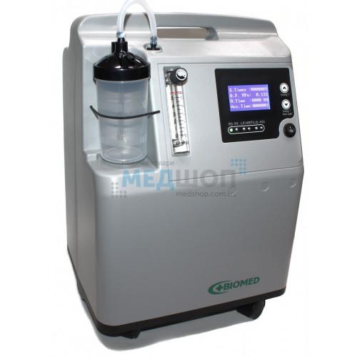 Кислородный концентратор JAY-5AW (c кислородным датчиком) | Кислородные концентраторы