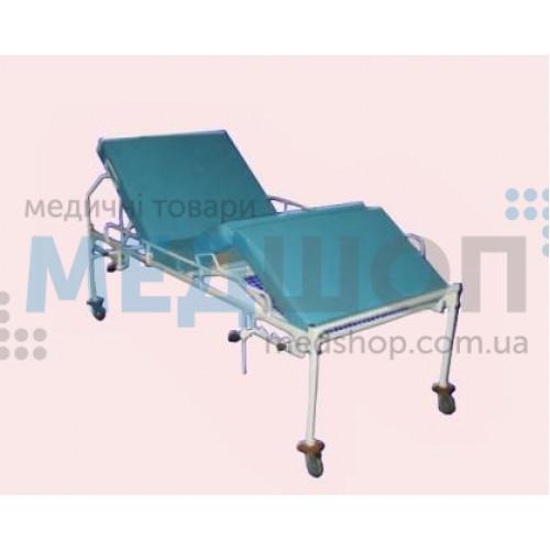 Купить Кровать функциональная четырехсекционная КФ-4М - широкий ассортимент в категории Медицинские кровати