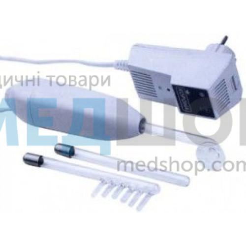 Аппарат для местной дарсонвализации Корона (портативный) | Дарсонвализация и ультратональная терапия