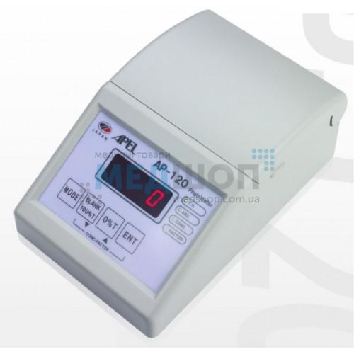 Цифровой фотоэлектроколориметр APEL AP-120 | Биохимические анализаторы