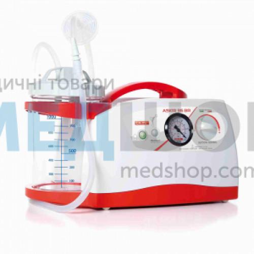 Портативный медицинский аспиратор ASKIR 36BR | Отсасыватели хирургические