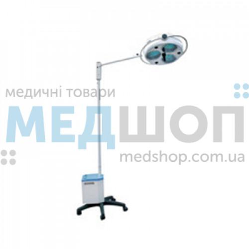 Светильник операционный (хирургический) L2000-3Е передвижной | Светильники передвижные