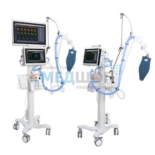 Аппарат ИВЛ (искусственной вентиляции легких) ЮВЕНТ-А, ЮТАС | Аппараты ИВЛ неонатальные