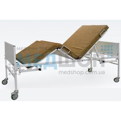 Купить Кровать функциональная трехсекционная КФ-3М - широкий ассортимент в категории Медицинские кровати