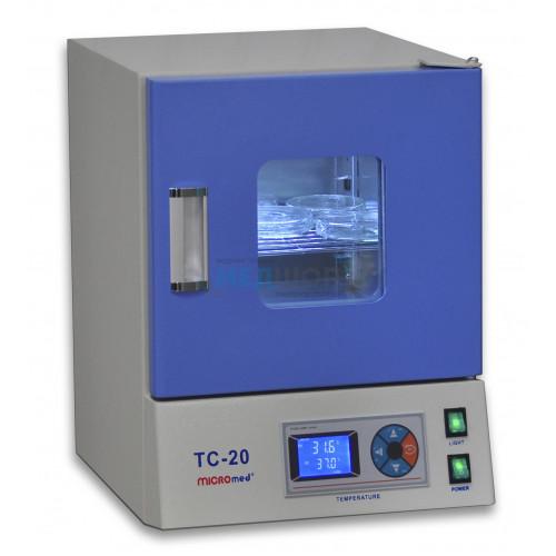 Термостат суховоздушный TC-20 MICROmed | Термостаты лабораторные