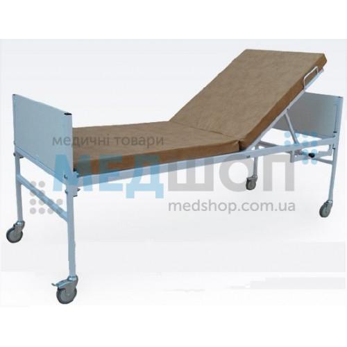 Купить Кровать функциональная двухсекционная КФ-2М - широкий ассортимент в категории Медицинские кровати