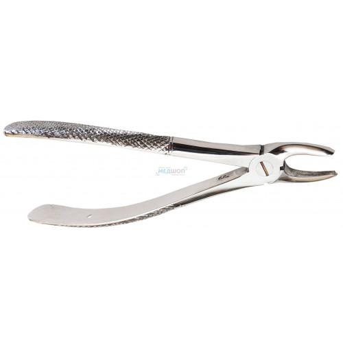 Щипцы для удаления клыков и премоляров верхней челюсти № 7 36-0155-7 (Щ-171А)   Щипцы