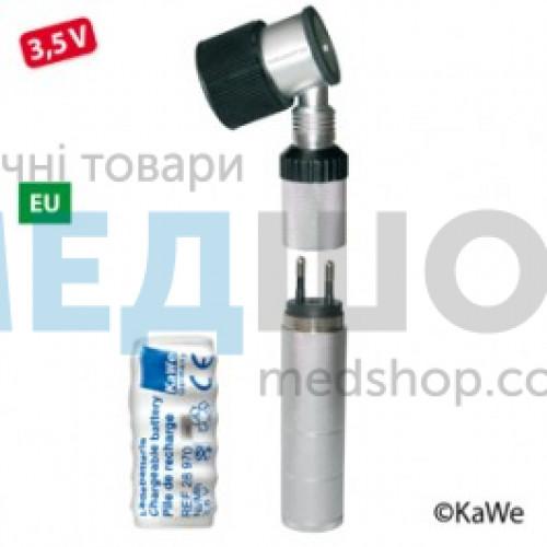 Дерматоскоп с аккумулятором KaWe EUROLIGHT® D30 - Диагностические приборы