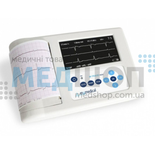Электрокардиограф МИДАС 6/12 MINI   Электрокардиографы